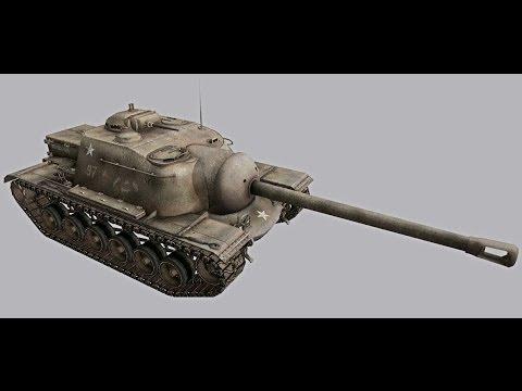 Т96 в Ground War Tanks ( очень редкий танк )