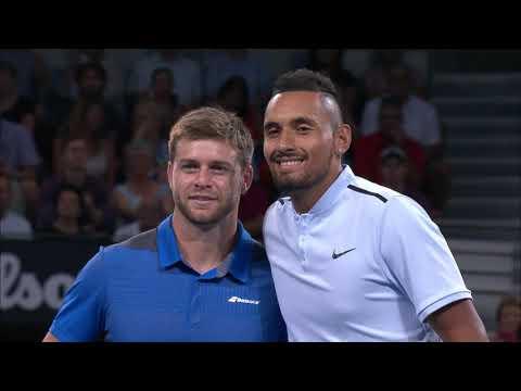 ATP Match Highlights Day 8 | Brisbane International 2018