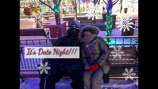 Date Night! At The Amusement Park???
