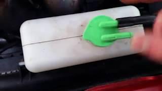 Szybka Kontrola Płynu Chłodniczego Suzuki Sx4