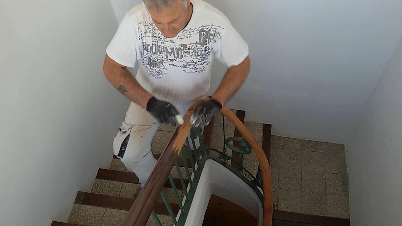 Como quitar la pintura del hierro good quitar la pintura - Quitar oxido hierro ...