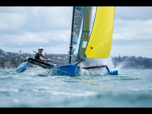 2019 Weta Trimaran - Fun. Fast. Easy. Sailing for you and your family!