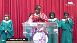 Baixar La Bénédiction de l'Éternel | Prophétesse Cecile Nkeng |