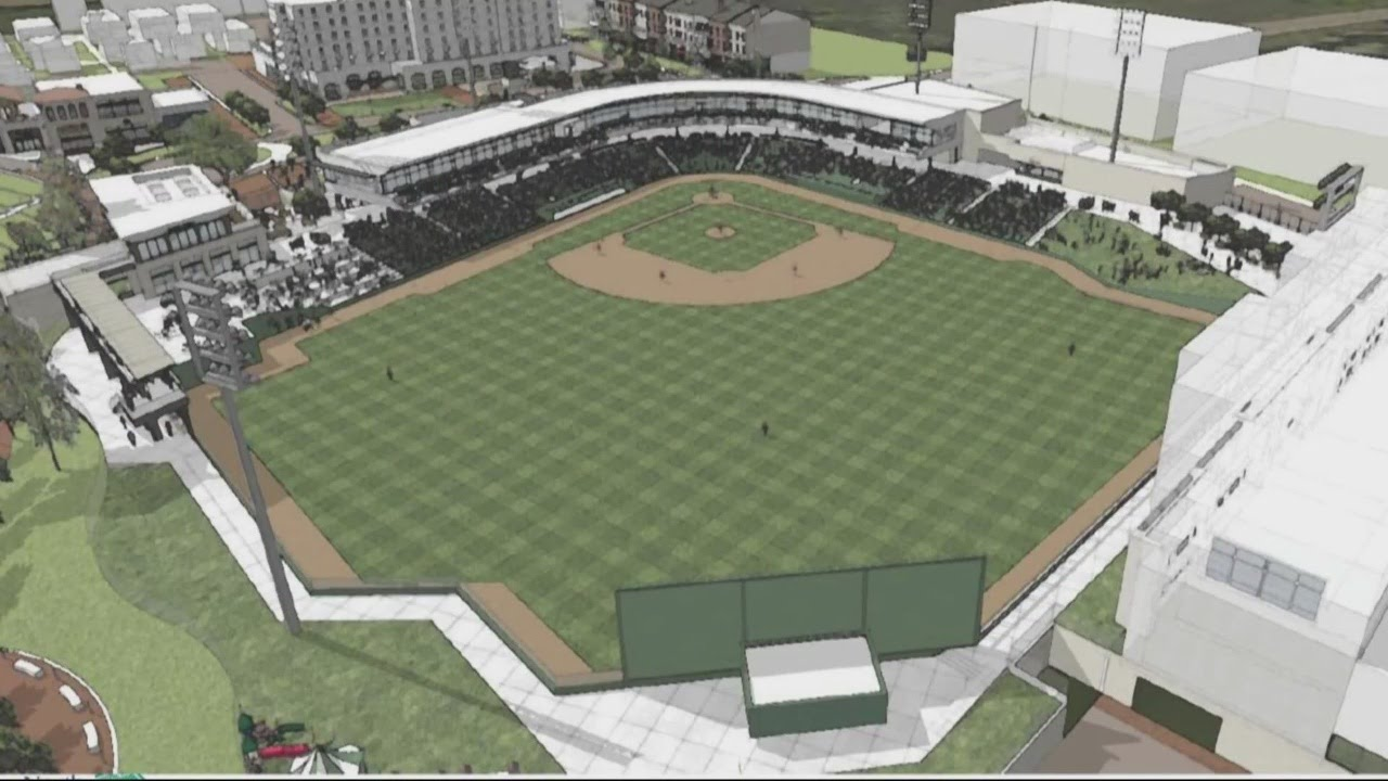 Planning Commission Approves GreenJackets Ballpark and North ...