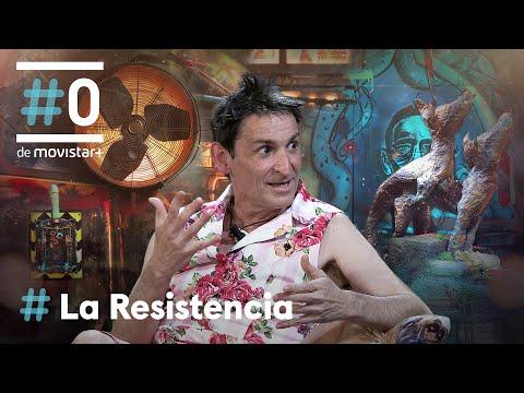 LA RESISTENCIA - Entrevista a Albert Pla | #LaResistencia 05.05.2021