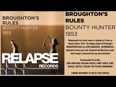 "BROUGHTON'S RULES - ""Moonsick"""