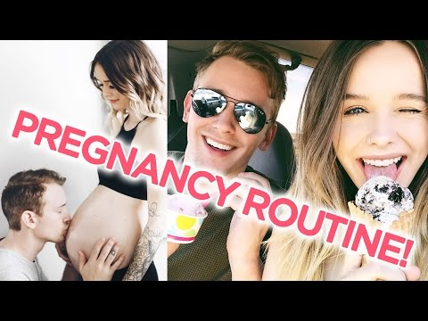 WEEK IN MY LIFE AS A PREGNANT TEEN | Acacia & Jairus