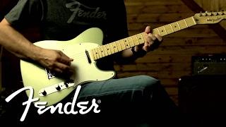 Fender Original Vintage Telecaster® Pickups -- DIRTY | Fender