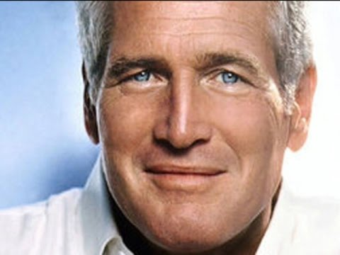 Paul Newman, One of the World's Coolest Actors, Sings for Charity