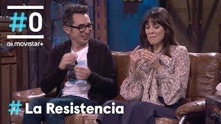 LA RESISTENCIA - Entrevista a Berto Romero y Eva Ugarte   #LaResistencia 28.02.2019