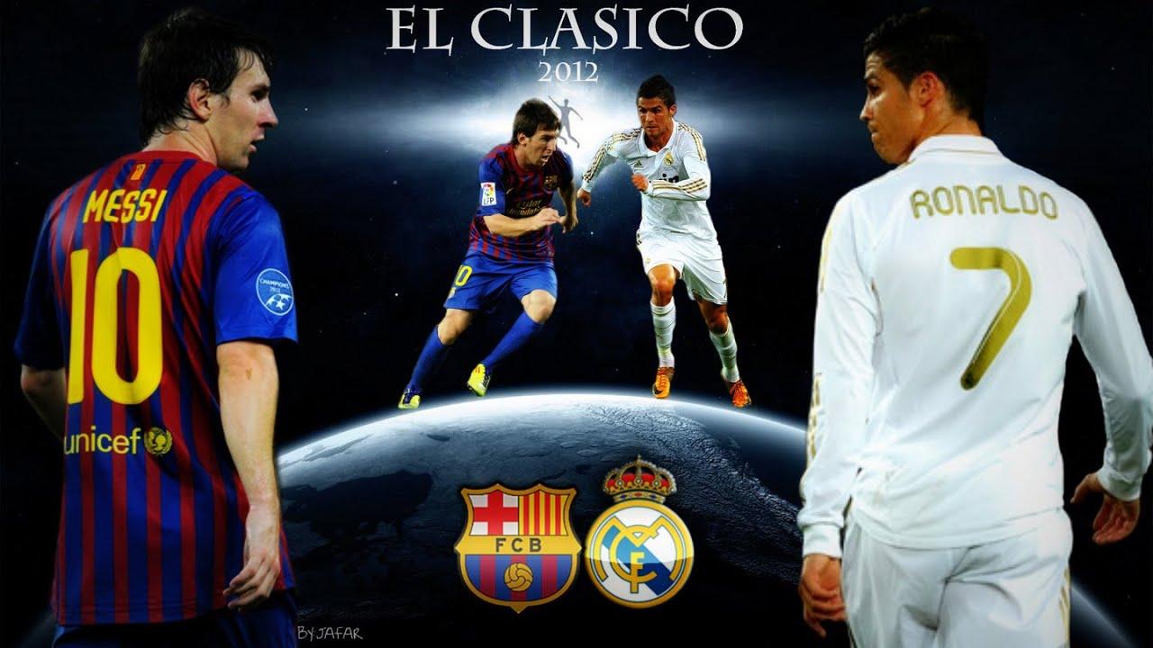 Cristiano Ronaldo - Gareth Bale vs Lionel Messi - Neymar Jr - YouTube