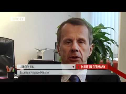 Estonia Introduces the Euro | Made in Germany