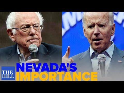 Nevada reporter: Can Sanders' organization overcome Biden's lead?