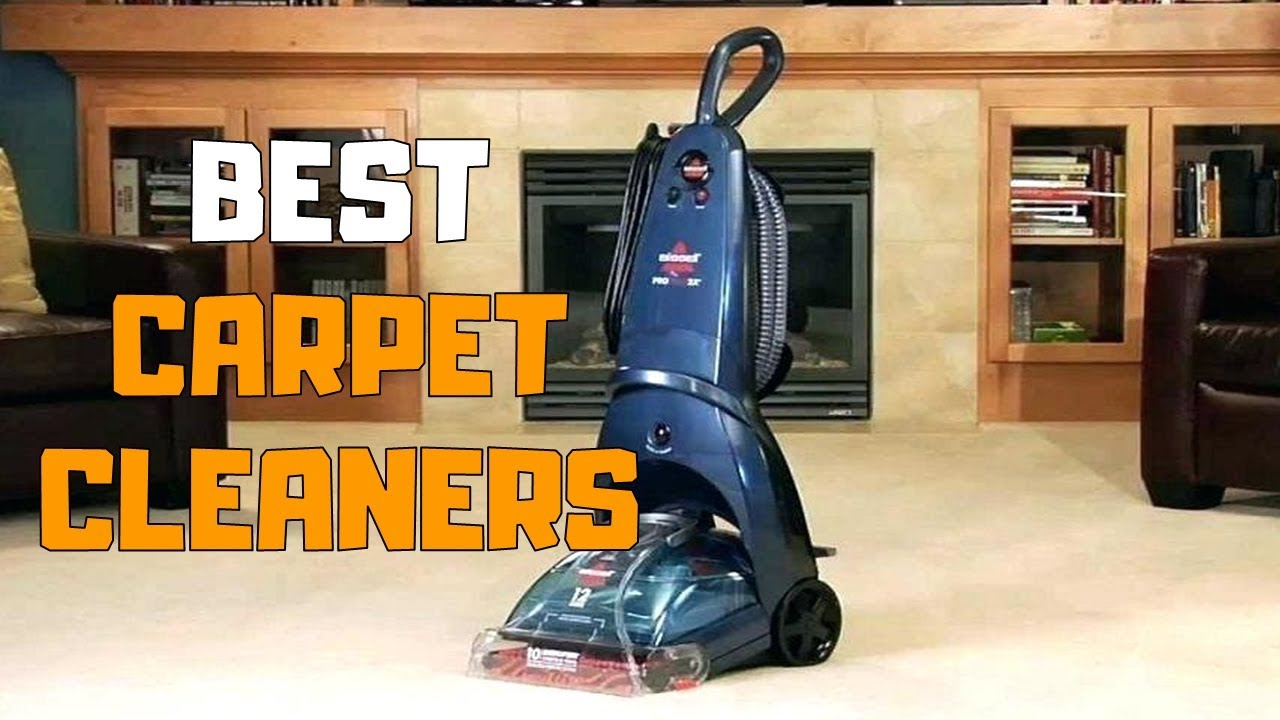 Best Carpet Cleaners In 2020 Top 6