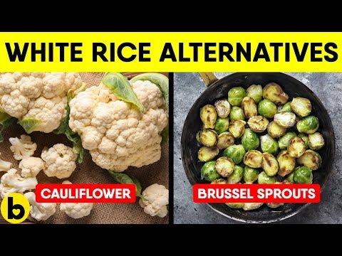 10 Healthy Alternatives to White Rice