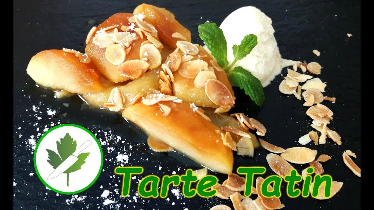 Tarte Tatin Der Kuchen Aus Der Pfanne Youtube