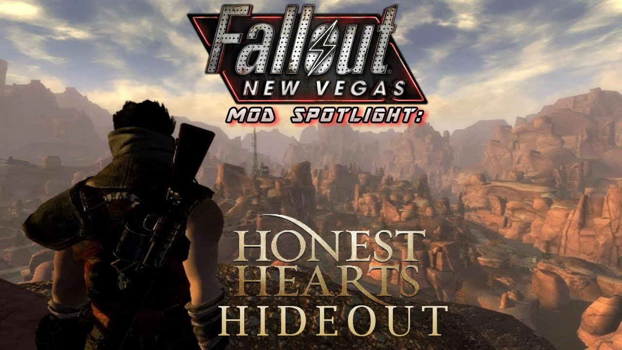 Mod Spotlight Honest Hearts Hideout Fallout New Vegas
