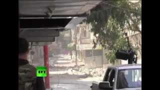 Химическое оружие - предлог для интервенции в Сирию