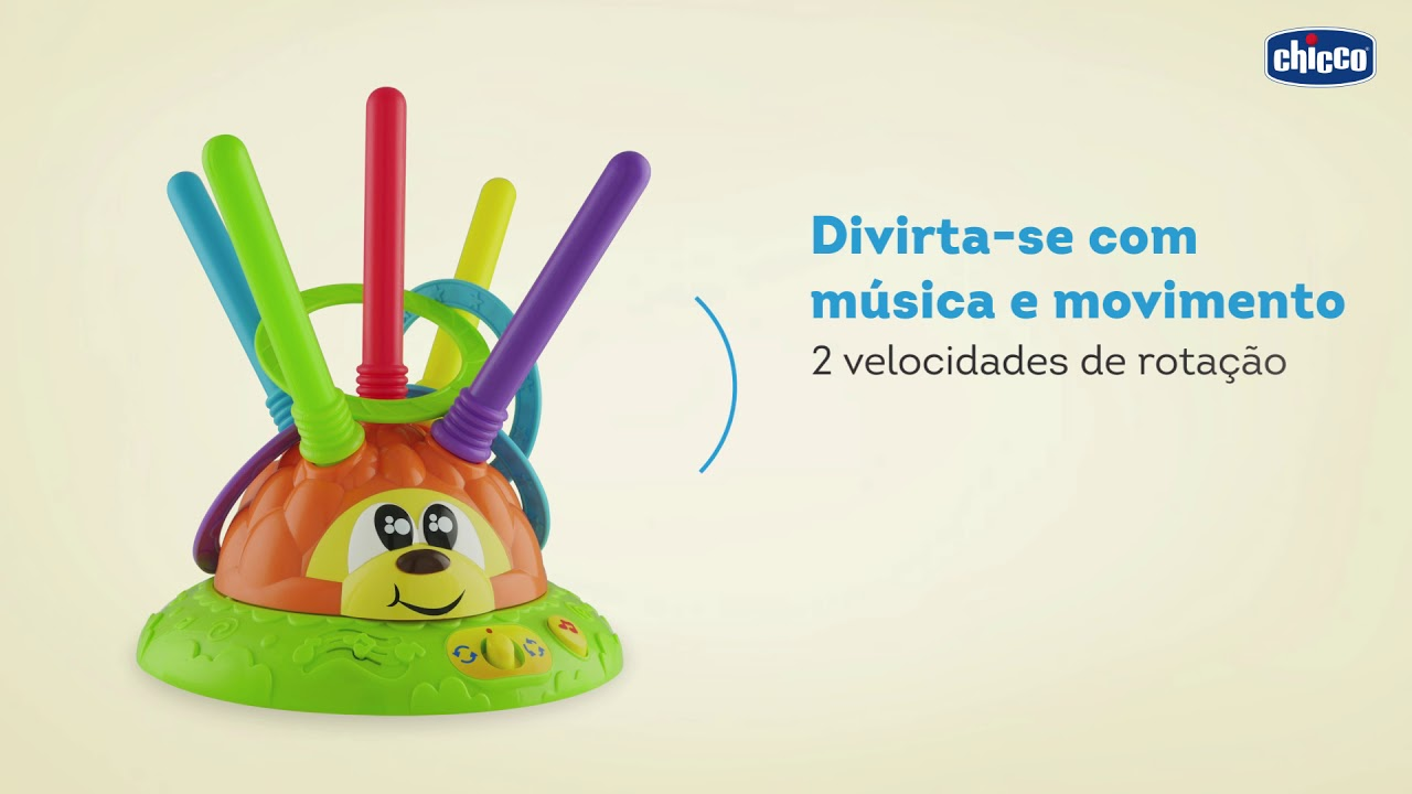 8517731e742b Brinquedo Ouriço Gira e Brinca | Site Oficial Chicco Portugal