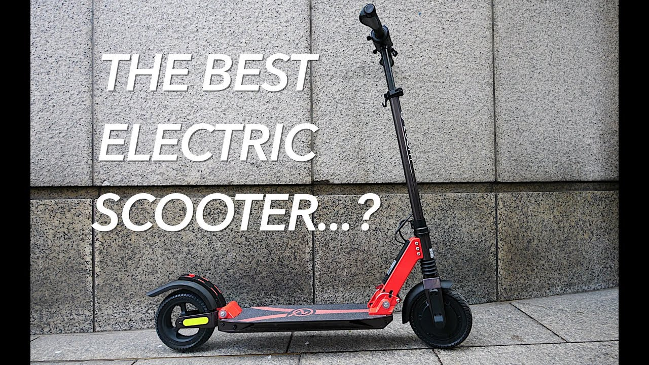 Best NEW Electric Scooter!? ZOOM STRYDER EX REVIEW 🛴