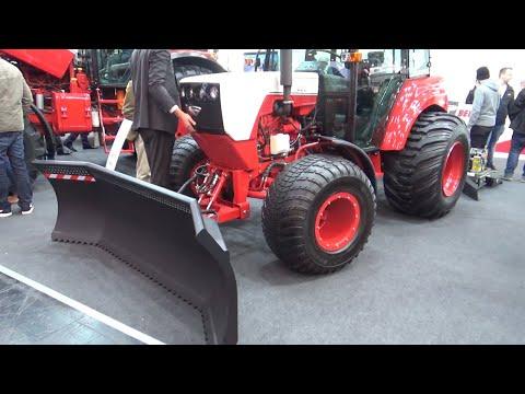 The BELARUS tractors 2020