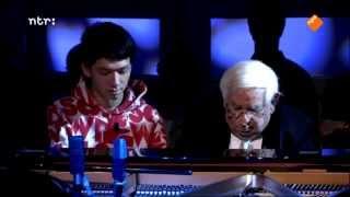 Podium Witteman: Rachmaninov Slava by Daniël Wayenberg and  Martin Oei