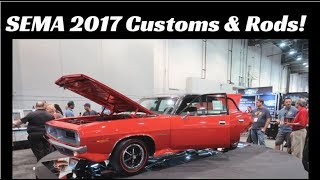 Full Octane Visits SEMA 2017 Customs and Rods Part 1