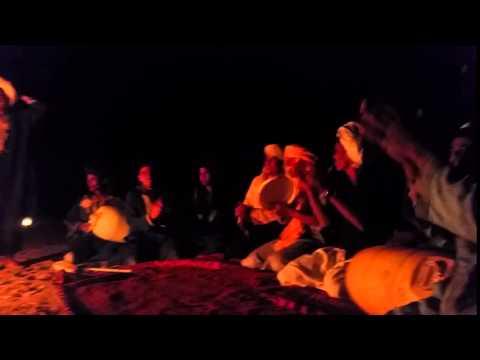 Berber Camp Music in the Sahara