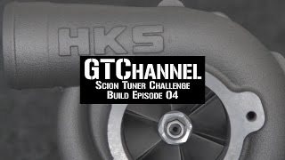 HKS GT Supercharger, CSF radiator - Scion Tuner Challenge 2014 Eps 4