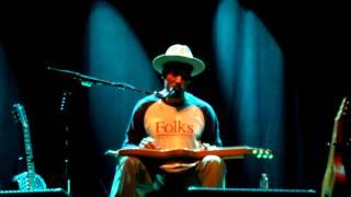 Ben Harper - Hallelujah (live, Halifax 2012)
