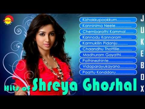 Shreya Ghoshal Hit Malayalam Film Songs Jukebox