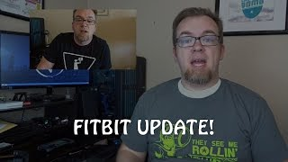 Fitbit Charge Band Peeling Update