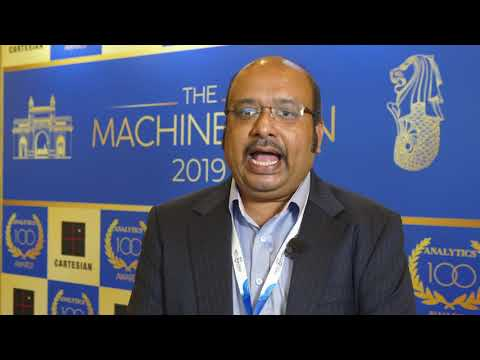 AVIK SARKAR Vice President at Chubb Asia Pacific - MachineCon 2019 Singapore