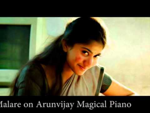 Premam - Malare song Instrumental Piano
