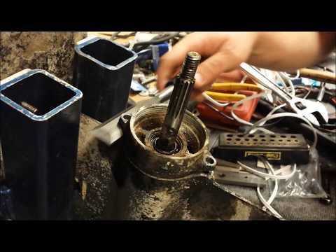 Making a 9.9 & 15 HP Bearing Housing Puller Tool