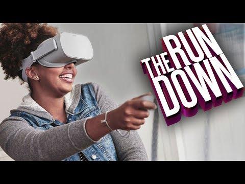 Oculus Goes Wireless! - The Rundown - Electric Playground