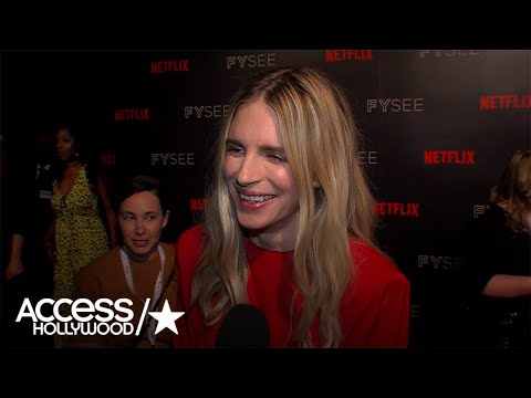 'The OA': Brit Marling On  Recreating The Movements From Netflix Series  Access Hollywood