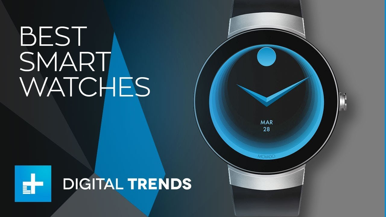 The Best Smartwatches in 2017