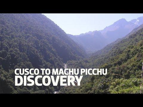 Cusco to Machu Picchu Discovery