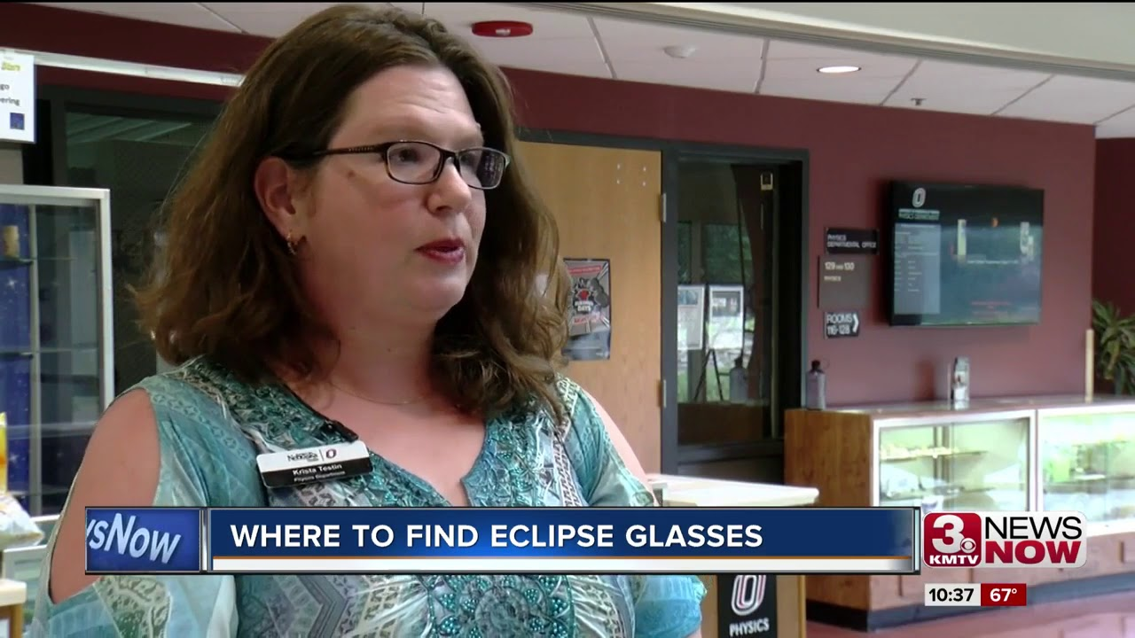 Where to find eclipse glasses in the mountains