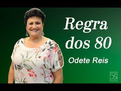 Odete Reis - Tema: Regra dos 80