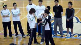 091205 - Dream Team @ Vancouver - Minho