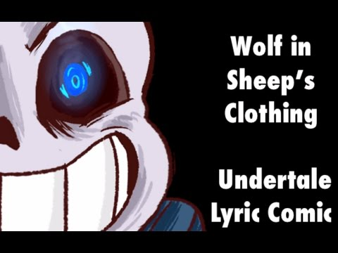 [Undertale] Wolf In Sheep's Clothing