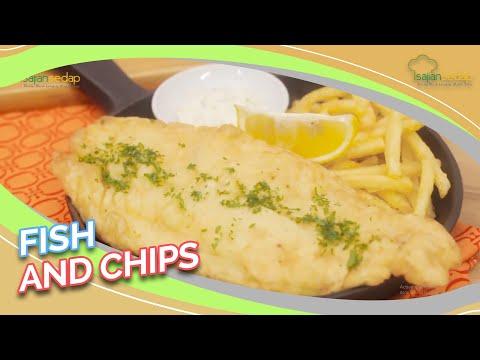 Resep Fish And Chips Spesial Untuk Hari Libur, Rasanya Sama Kayak Yang Di Restoran!