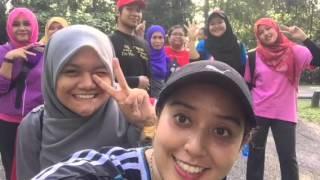 #TeamDamansara Jejak Bukit Sapu Tangan