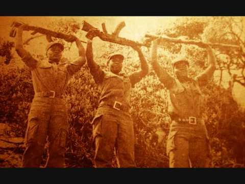 ZANLA FORCES WAR SONGS