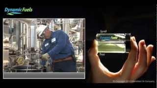 Synthetic Alternative Diesel from Dynamic Fuels