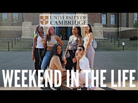 Weekend In The Life OF A TURNT UP CAMBRIDGE UNIVERSITY STUDENT | BIRTHDAY VLOG
