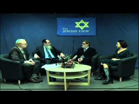 Jewish View-Jewish Family Services featuring Pres. Bob Gumson and ED Christine Holle