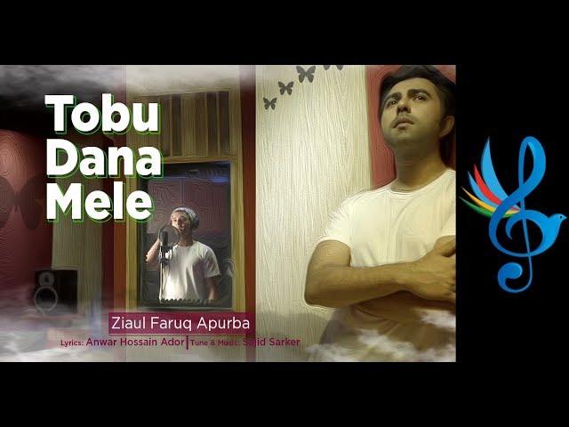 Tobu Dana Mele | Ziaul Faruq Apurba | Sajid Sarker | Apurba | OST of 'Ichhe Tai' | New Bangla Song
